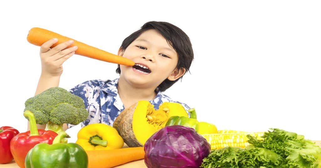 How to Get Kids to Eat More Vegetables