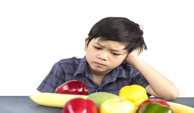Kids to eat more Fruits and Vegetables