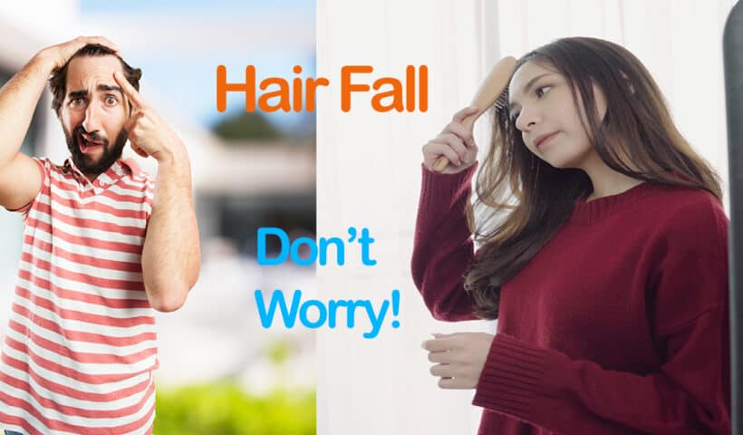 how to reduce hair fall and increase hair growth