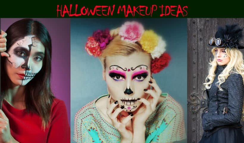 Halloween Makeup Ideas Scary