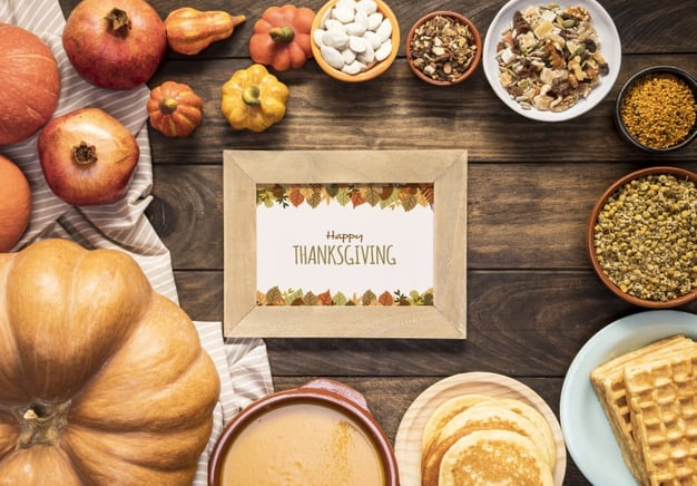 Thanksgiving Day Instagram Captions