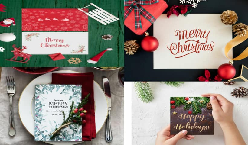 Cute Christmas Cards Ideas