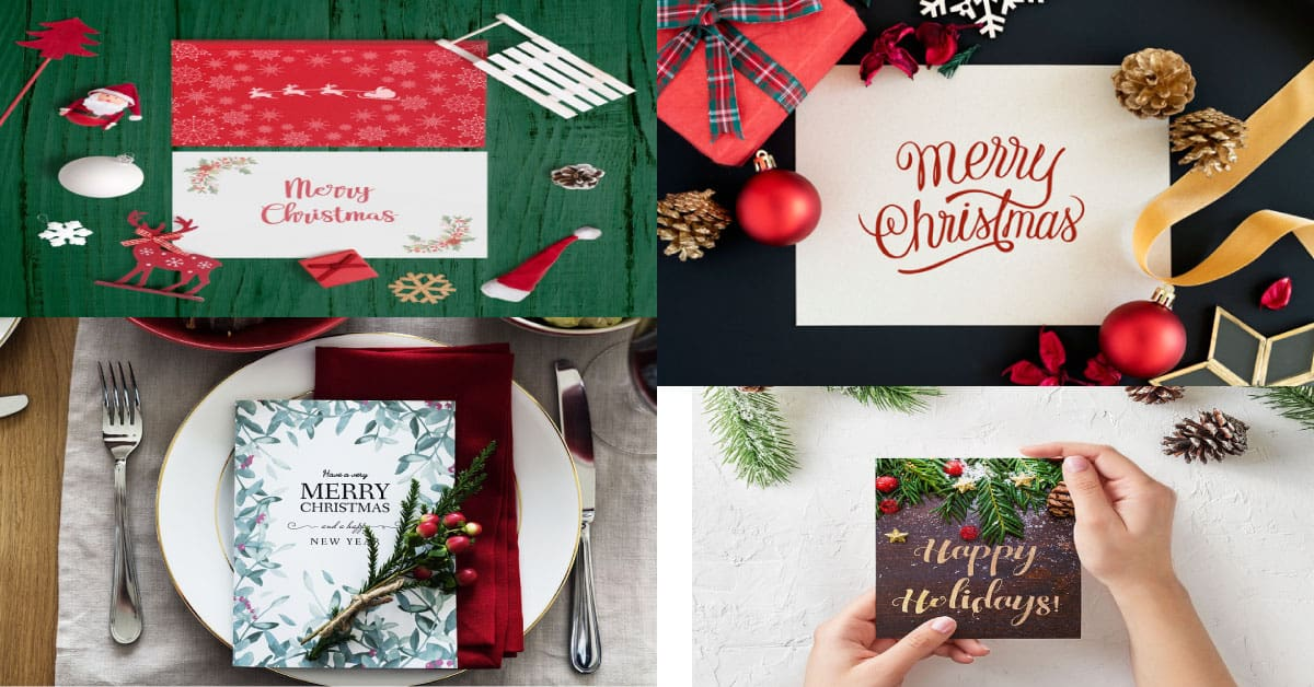 Cute Christmas Cards Ideas for Everyone In 2020
