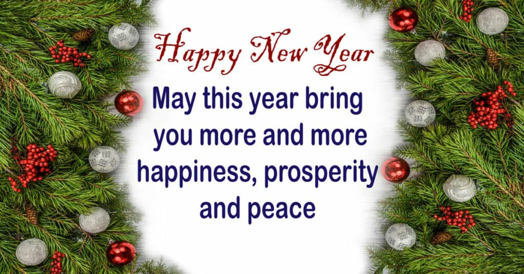 30 Happy New Year 2021 Wishes And Messages With Images The Trendy Planet