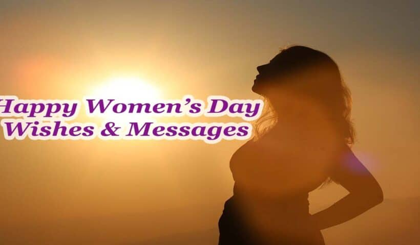 happy women day 2020 wishes