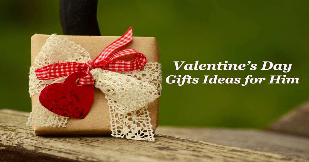 21 Best Valentines Day Gifts For Him On Valentines 2021 The Trendy Planet