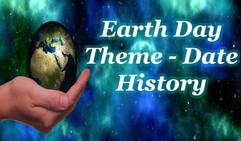 earth day theme date