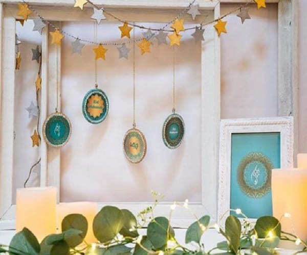 Eid Ul Adha Decoration Ideas