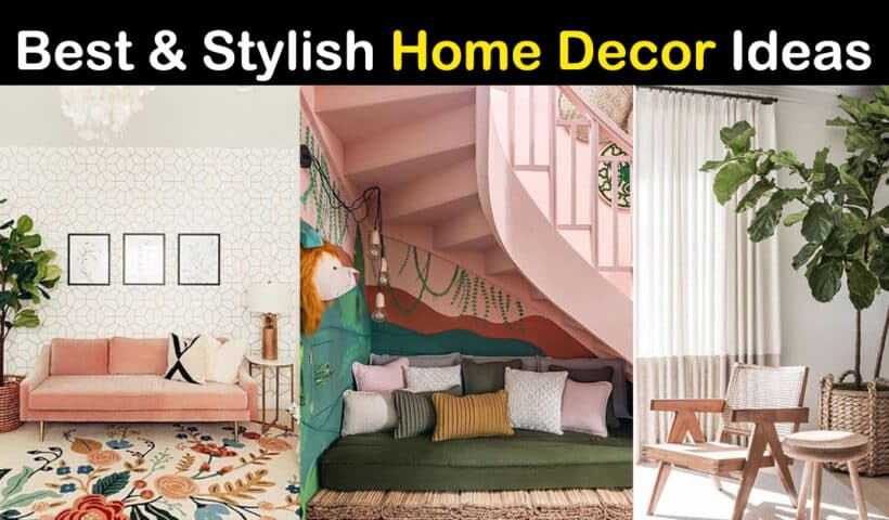 home decor ideas 2020