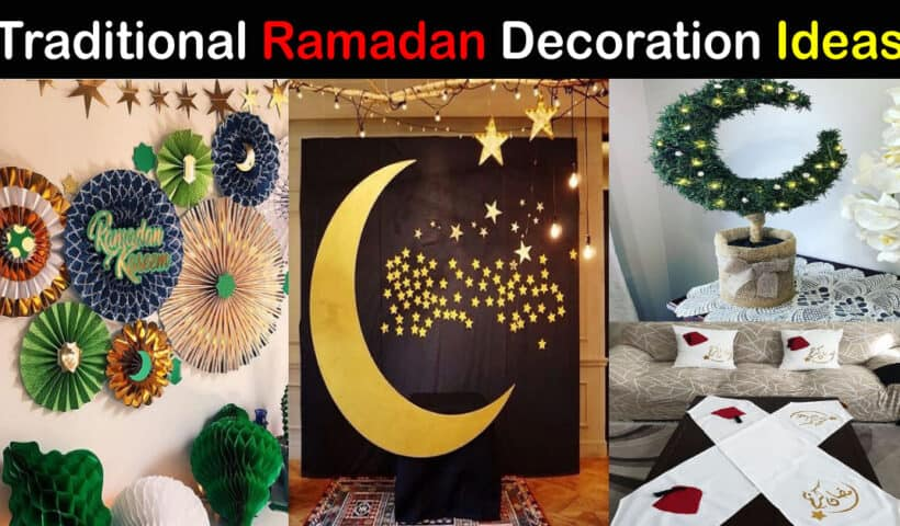 ramadan decoration ideas