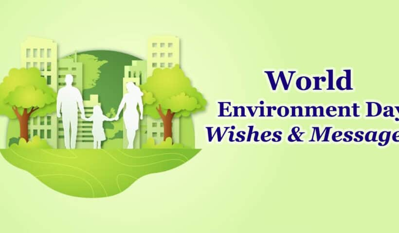 world environment Day 2020 wishes