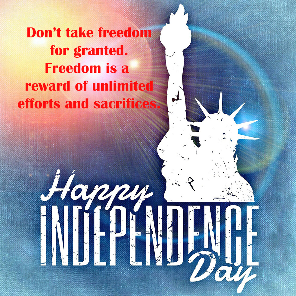 happy independence day usa 2020