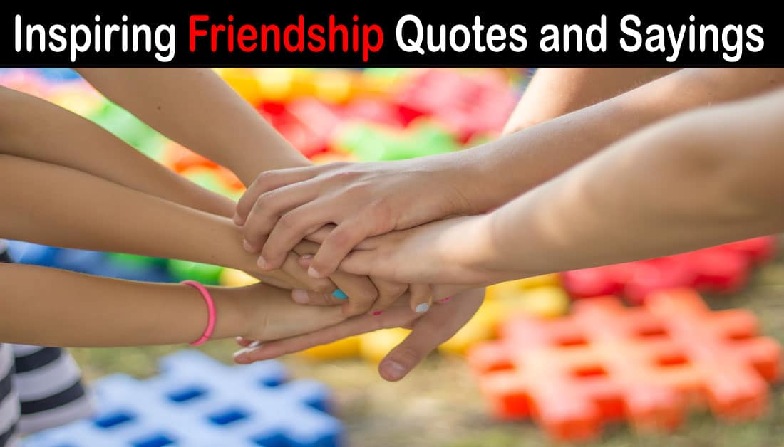 23+ Friendship Quotes and Sayings for Friendship Day 2020