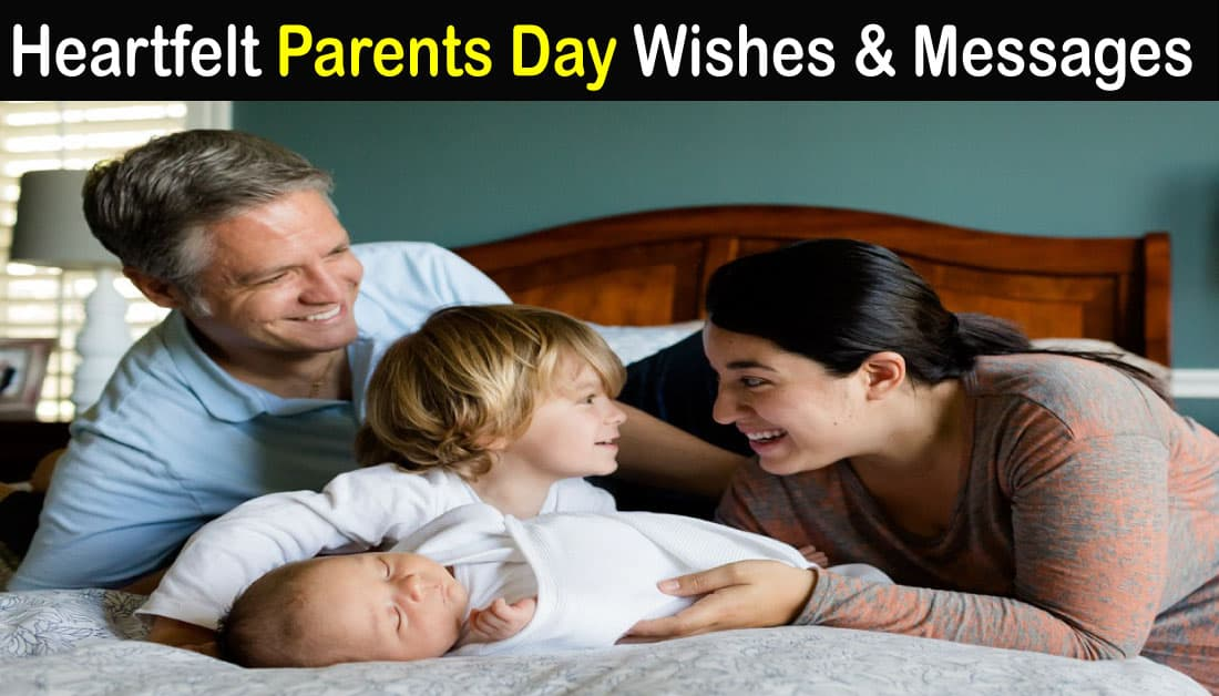 Happy Parents Day Wishes and Messages for Parents Day 2020