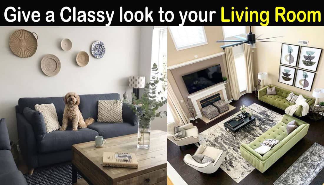 Modern Living Room Decor Ideas 2020 you must try