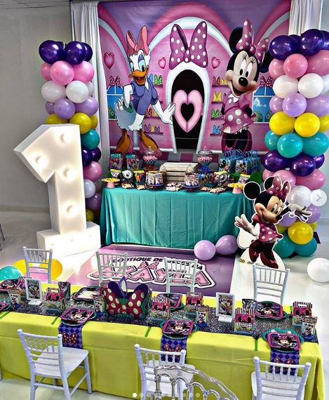 first birthday themes for girls