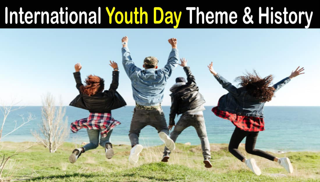 International Youth Day 2020 Theme, Date and History