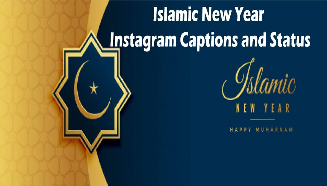 Happy Islamic New Year Instagram Captions and Status