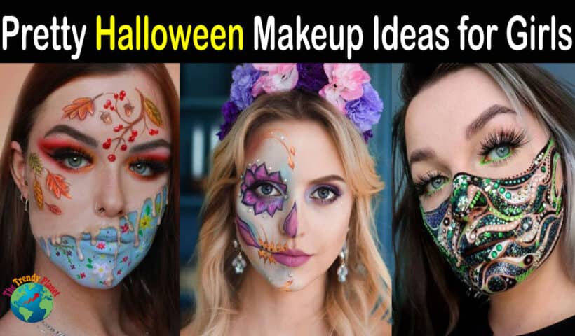 Halloween Makeup ideas for girls