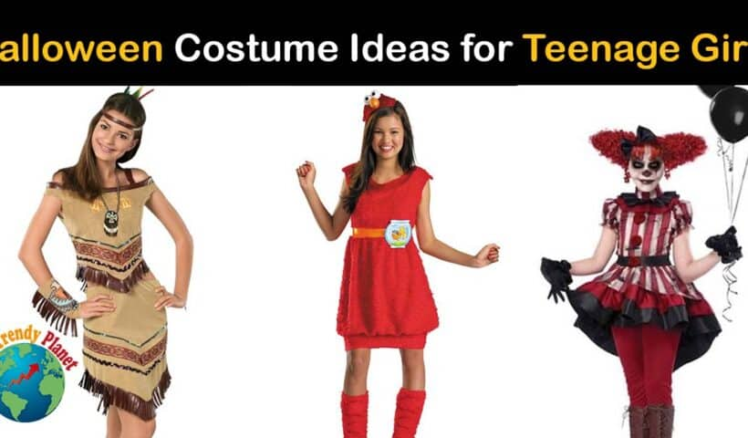 halloween costume for teen girls ideas