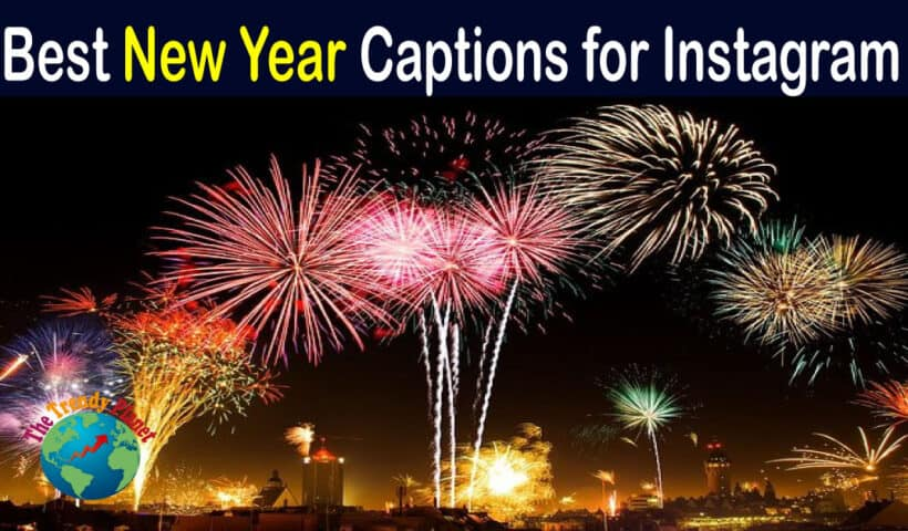 New Year Captions for Instagram