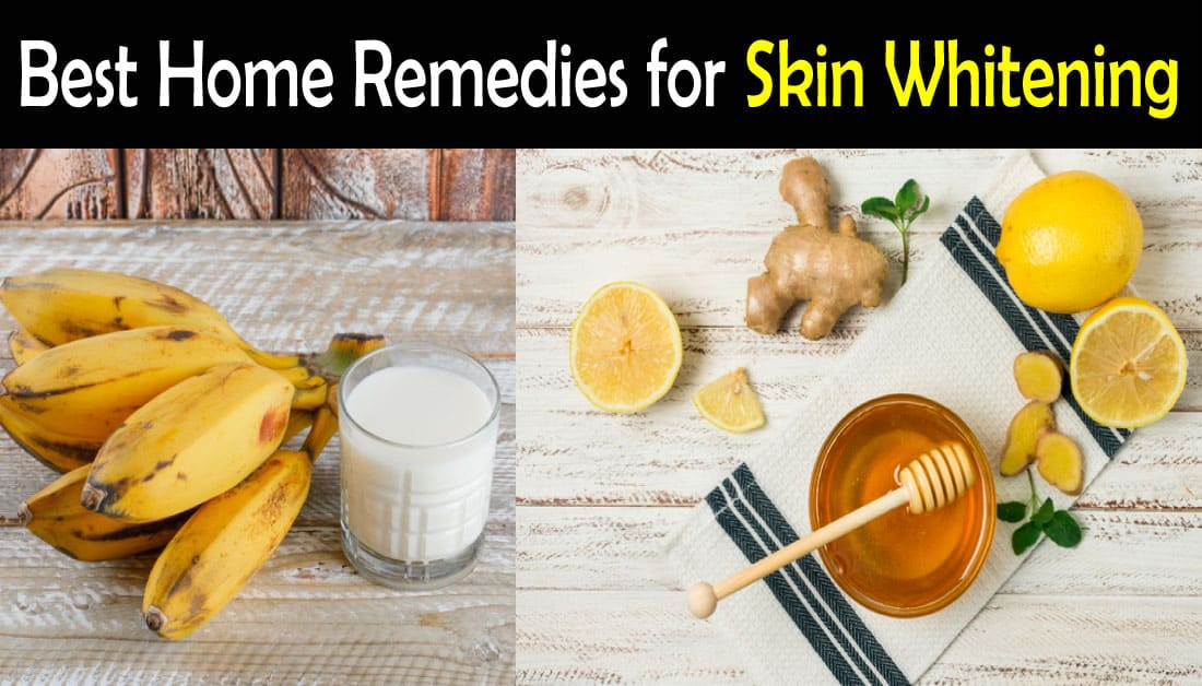 8 Home Remedies for Skin Whitening in winter
