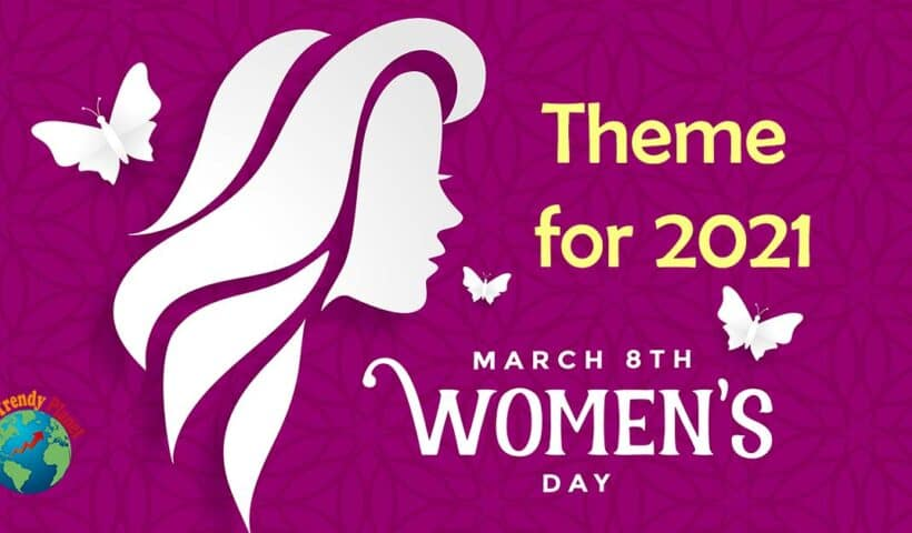 international women's day 2021 theme