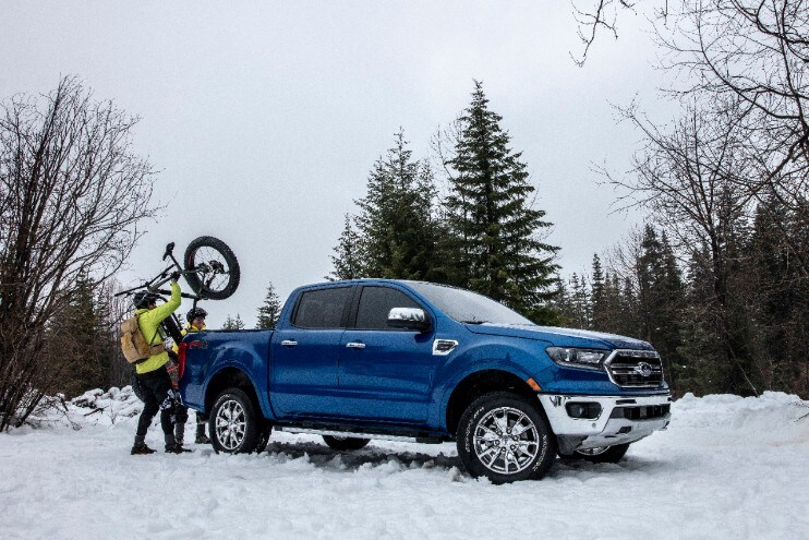 """Captured by outdoor exploration juggernaut Outside TV, """"Tough Has More Fun"""" spotlights 15 professional adventure athletes using the all-new Ford Ranger as the ultimate piece of gear to get to their adventure."""