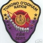 Tohono O'Odham Nation Fire Dept