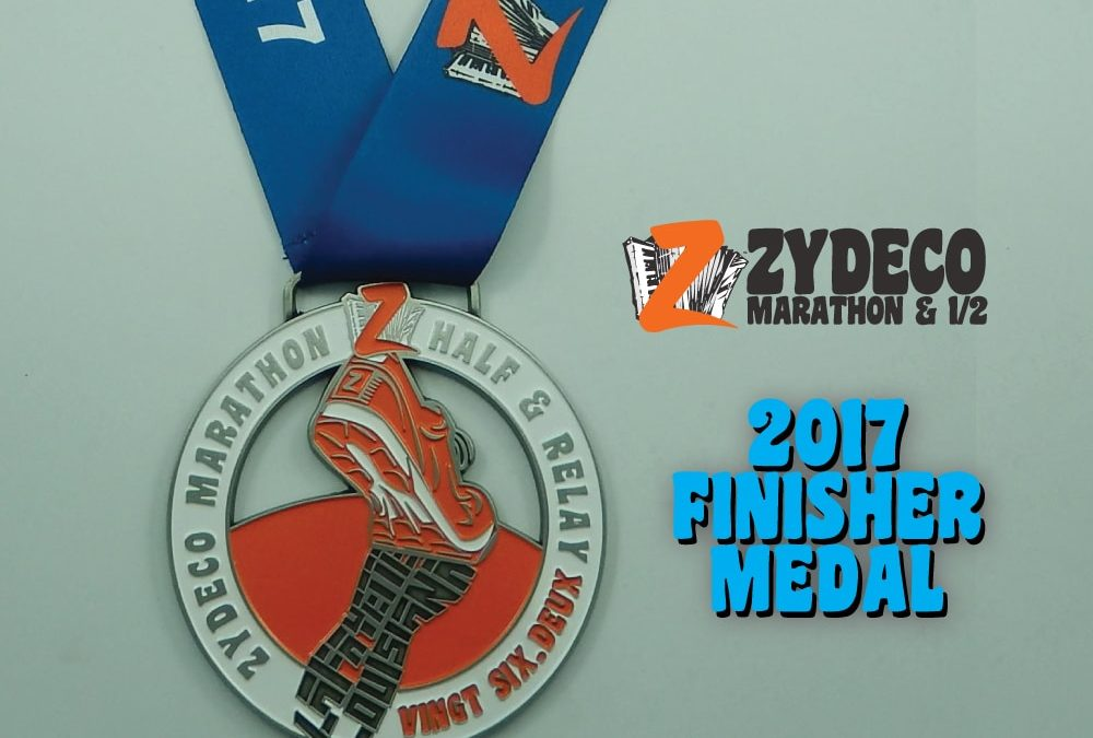 2017 Finishers Medals