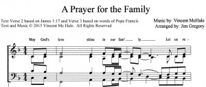 A Prayer for the Family 2