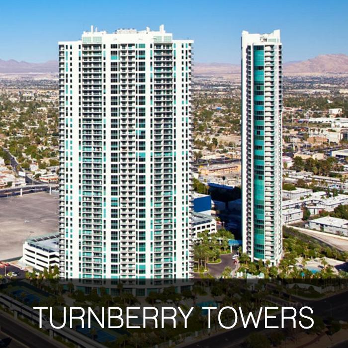 Turnberry Towers Las Vegas