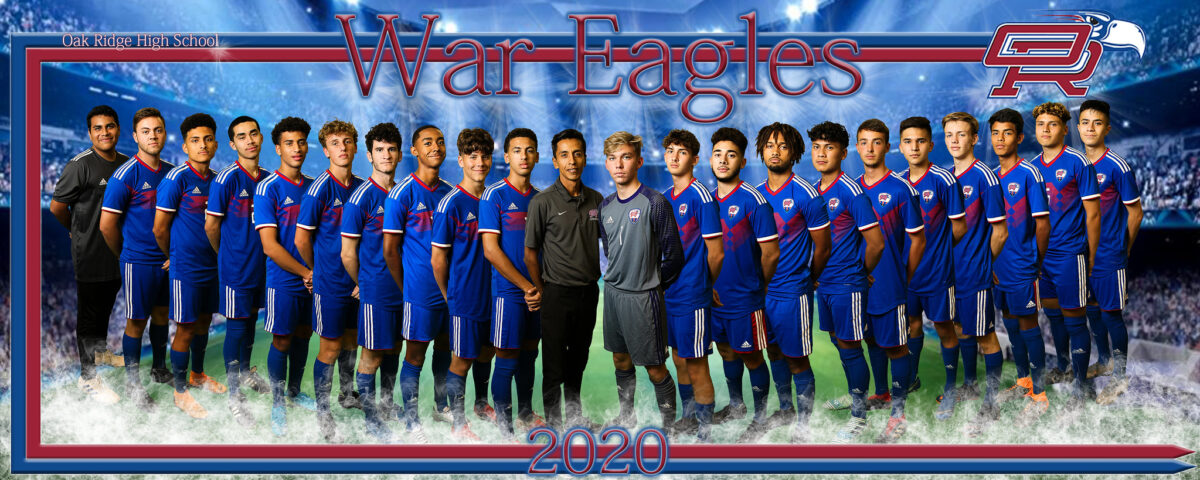 OAK RIDGE MENS SOCCER