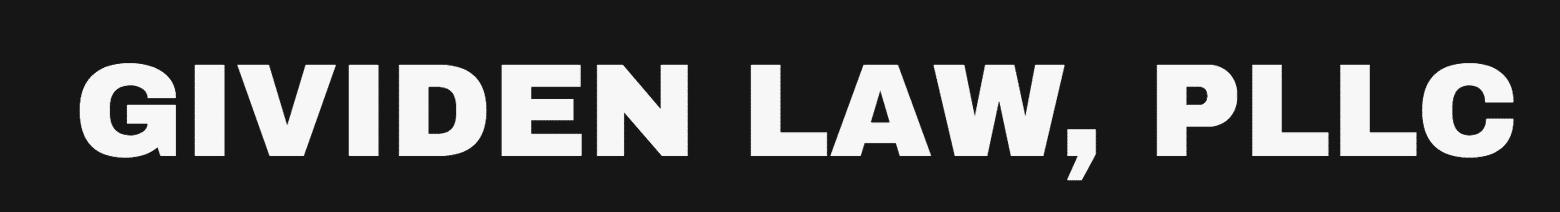 Gividen Law LLC logo