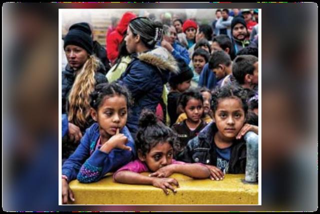 Informes falsos sobre el libro de VP distribuidos a niños migrantes