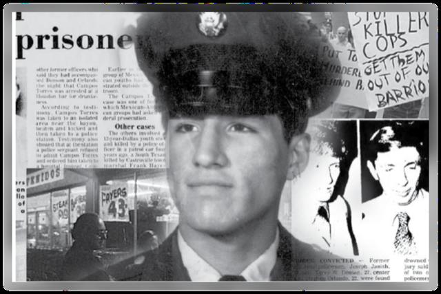 El jefe de policía de Houston se disculpa públicamente por el asesinato de Joe Campos Torres