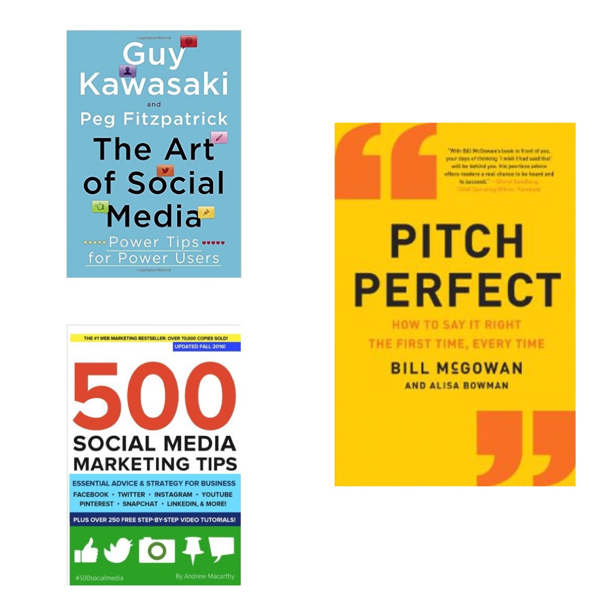 3 Great Books That Master PR, Marketing And Persuasion