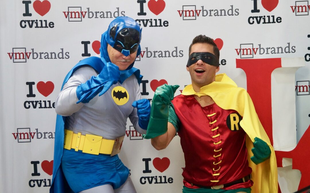 "Batman & Robin ""Real Talk"" Halloween Special"