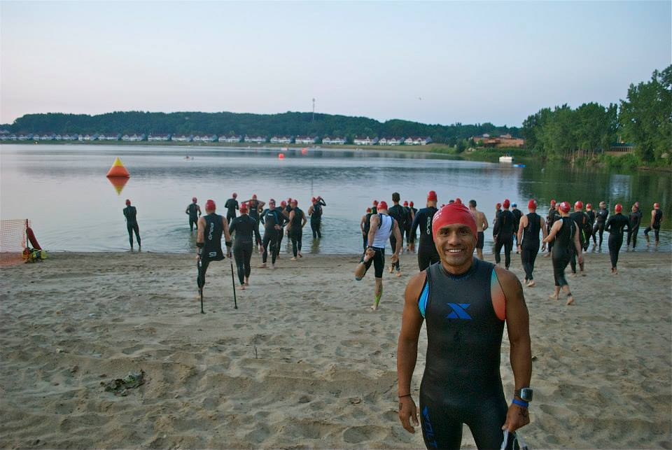 <b>I am a TITAN</b>: the makings of a seven-time full-distance triathlete