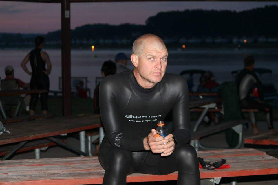 I am a <b>TITAN</b>: how working towards a full triathlon takes progression