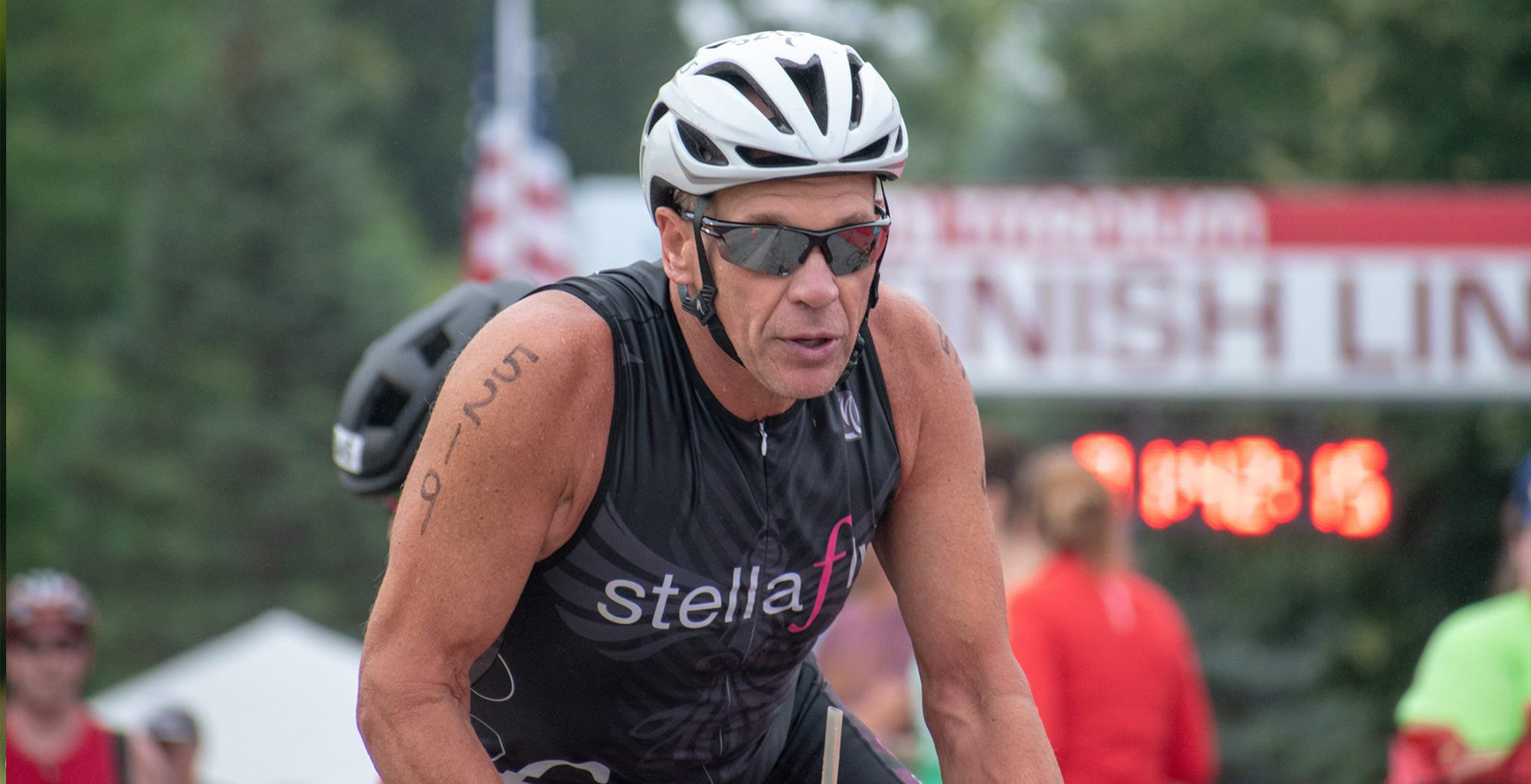 I am a <b>TITAN</b>: how getting older made this triathlete stronger and faster