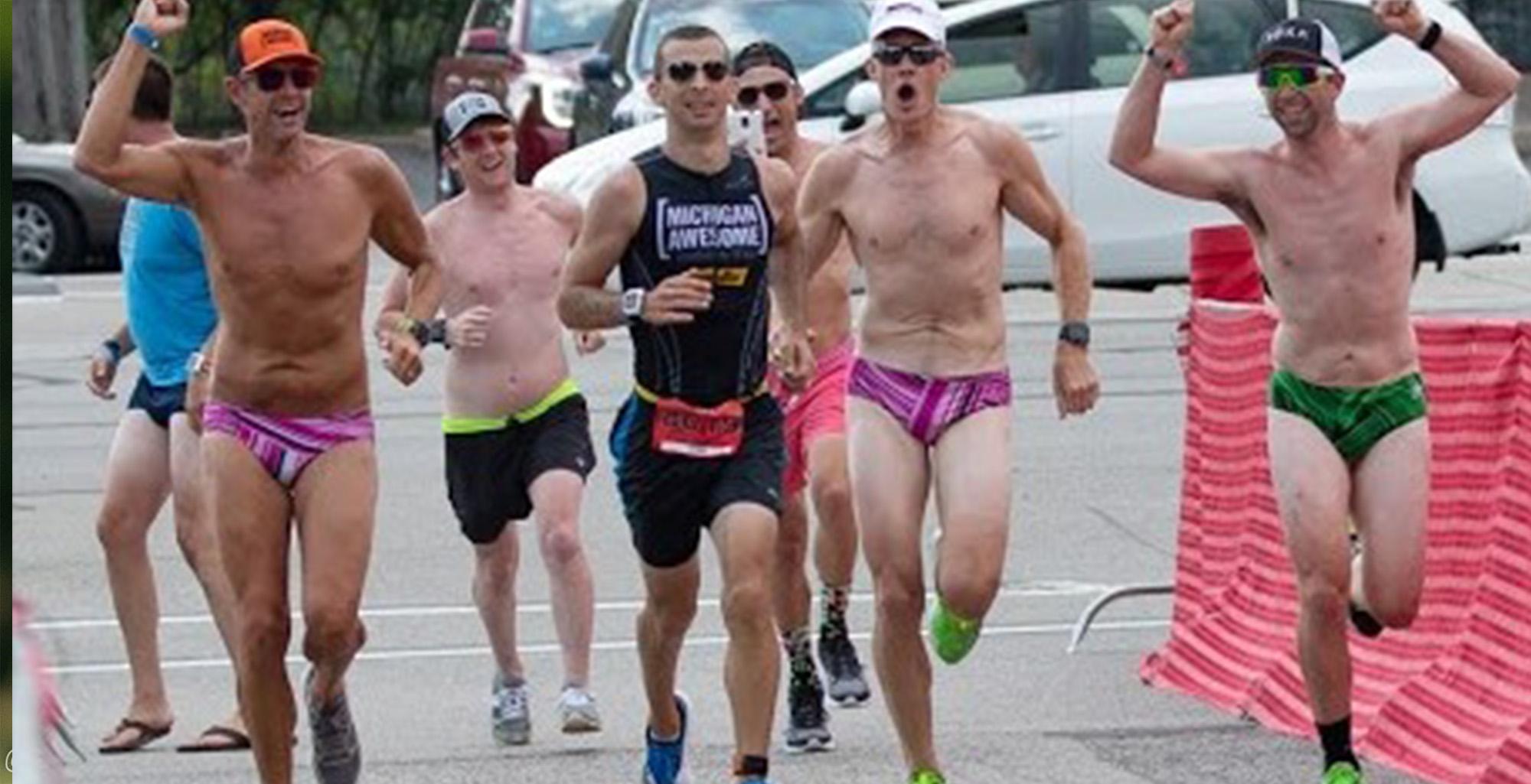 I AM A <b>TITAN</b> how earning a PR is the best race motivation