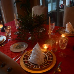 Christmas Feast for 2