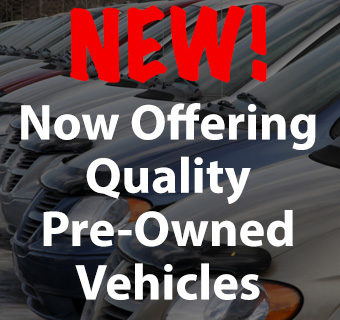 NEW! State Automotive Pre-Owned Vehicles