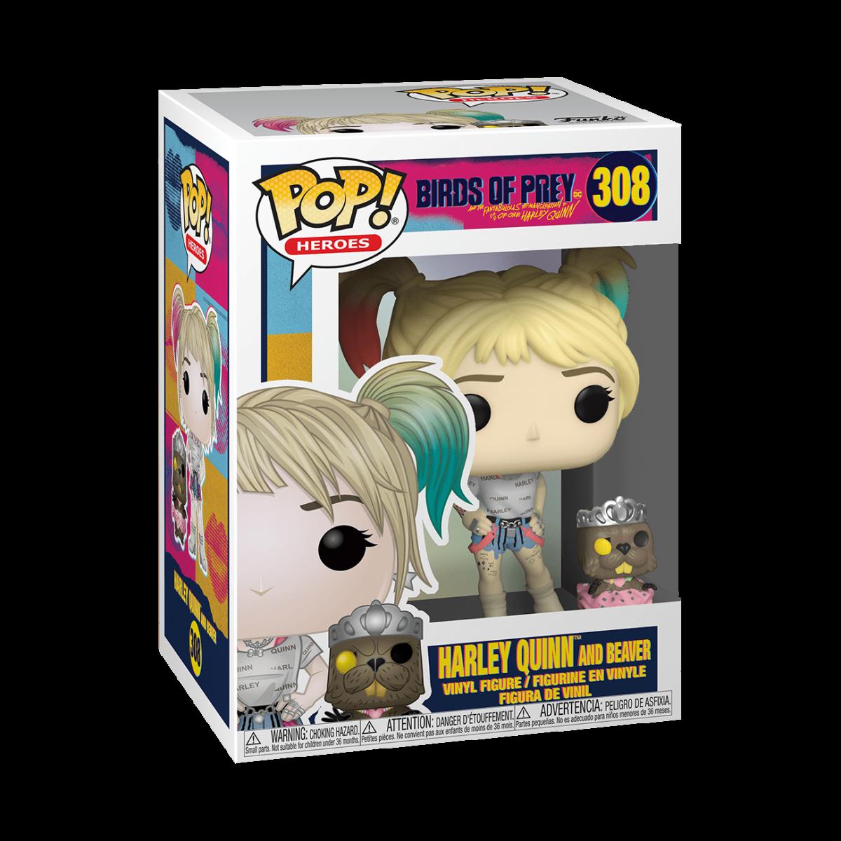 The Birds Of Prey Funko Pop Mystery Minis Are Now Available Funko Fanatics