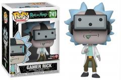 GameStop-Rick-Morty-Gamer