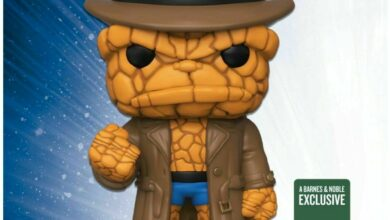 Photo of Barnes & Noble Exclusive The Thing In Disguise Funko POP! Is Now Available