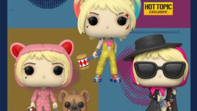 Photo of The Birds Of Prey Funko POP! & Mystery Minis Are Now Available!