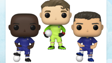 Photo of London Toy Fair Reveals: European Football League Funko POP!