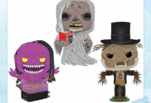 Photo of London Toy Fair Reveals: Creepshow Funko POP!